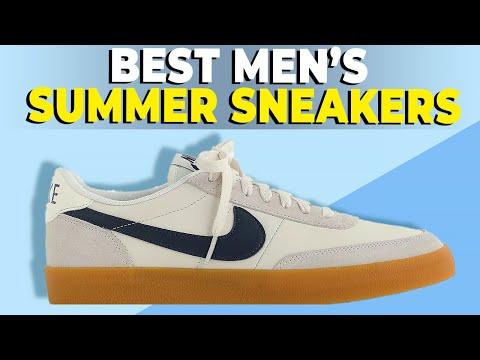 BEST MEN'S SUMMER SNEAKERS Under $100 | Alex Costa
