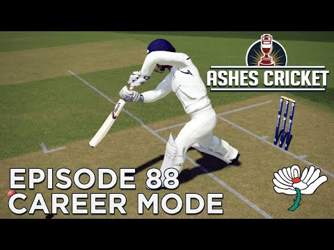 ASHES CRICKET | CAREER MODE #88 | BOUNCING BACK!!