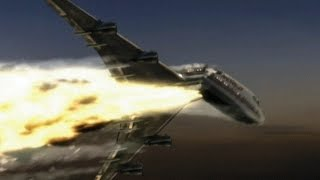 TWA Flight 800 Remastered Re-creation