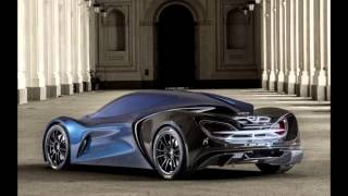 IED Syrma Supercar Hybrid   2015 Geneva Motor Show