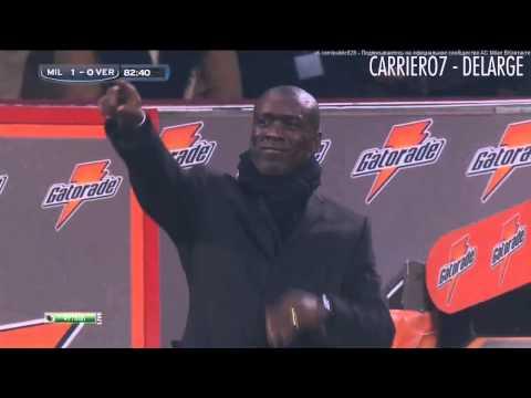 *Original* My Nigga: Mario Balotelli - Clarence Seedorf ( Milan Verona 1-0 )