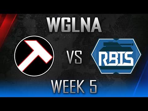 Hammer Time vs RBIS S5 Wk 5 D1