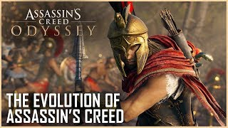 Assassin's Creed Odyssey: The Evolution of Assassin's Creed - E3 2018 Gameplay | News | Ubisoft [NA]