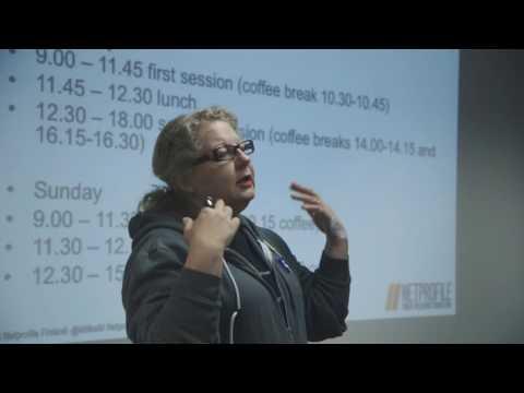 Rocket Sales: Inbound and Outbound marketing - Christina Forsgård (Part 1)