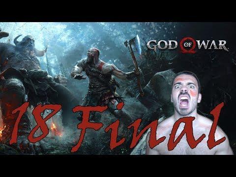 FINAL GOD OF WAR PS4 Cap.18 EL SECRETO DE ATREUS   FINAL SECRETO