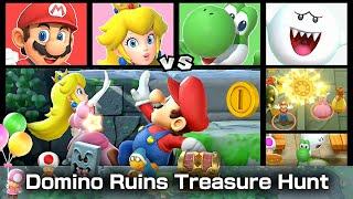 Super Mario Party Domino Ruins Treasure Hunt #31