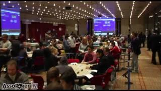 EPT Copenhagen 2010 - Main event - Day 1A - Start