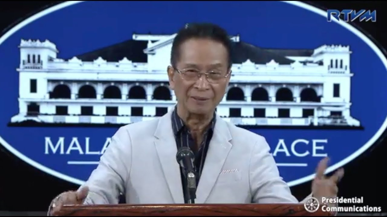 Palace admits China in control of West PH Sea