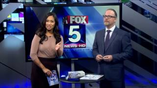 Dr. Nowak Discusses NightLaser for Snore Reduction on FOX News