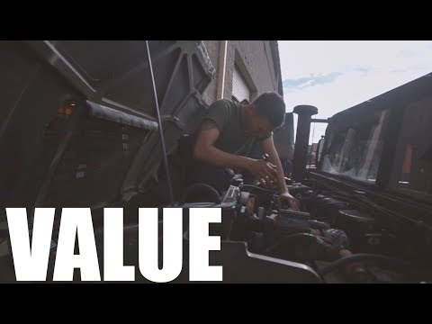 Valuing Our Marines | Mechanic Apprenticeship