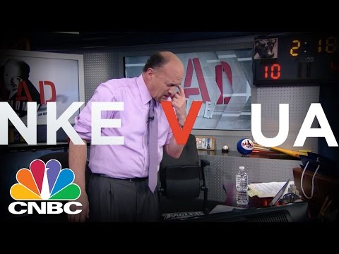 Nike vs. Under Armour? | Cramer Remix | CNBC