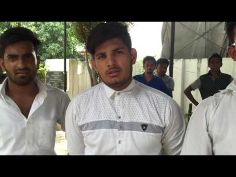 Ragging in mewar College Ghaziabad