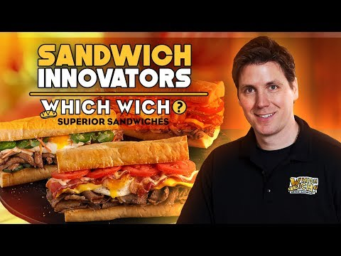 Which Wich Superior Sandwiches | Top 50 Sandwich Guide & Report