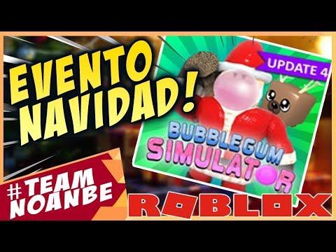 Evento Navidad Roblox Bubble Gum Simulator   Christmas Event