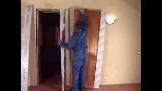 Установка межкомнатных дверей - как правильно установить межкомнатные двери(, 2014-09-18T12:41:47.000Z)