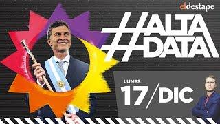 Ocuparon Canal 13 | #AltaData, todo lo que pasa en un toque