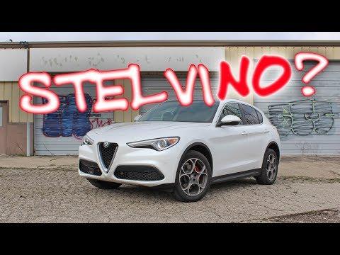Here's Why No One Is Buying The Alfa Romeo Stelvio
