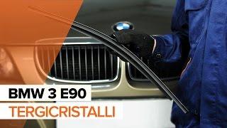 Come sostituire spazzole tergicristallo BMW E90 [VIDEO TUTORIAL DI AUTODOC]