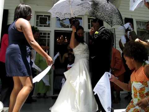 The Second Line Wedding Dance