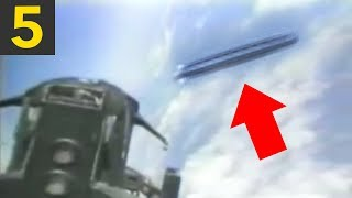 Top 5 Real UFOs Caught on Video