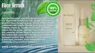 Natural Face Serum - AMAZING BLEND 100% NATURAL Thumbnail