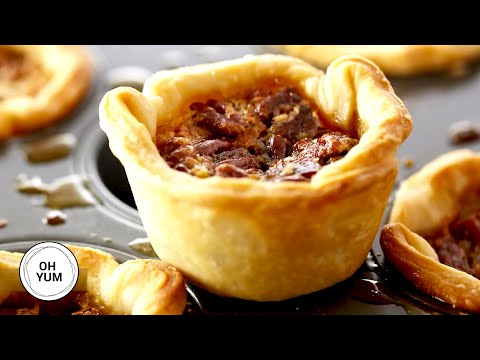How To Make Ridiculously Great Pecan Butter Tarts