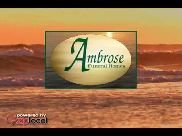 Ambrose Funeral Home Inc - (410) 242-2211