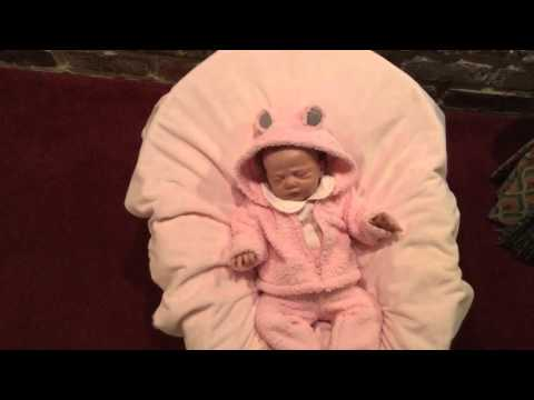 Thoughts of Laura, Littlexloves, and Winter with Lillie Beth, Reborn Baby Doll