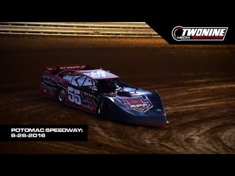 Potomac Speedway : (8-26-2016)