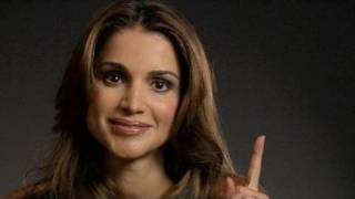 Queen Rania Invites You to Join 1GOAL
