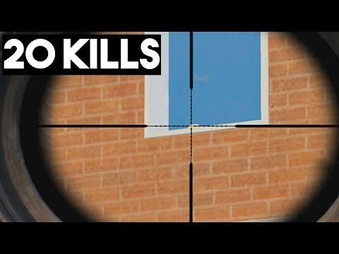 REASON WHY AWM IS THE BEST SNIPER!!   20 KILLS SOLO vs SQUAD   PUBG Mobile 🐼
