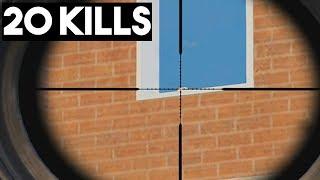 REASON WHY AWM IS THE BEST SNIPER!! | 20 KILLS SOLO vs SQUAD | PUBG Mobile 🐼