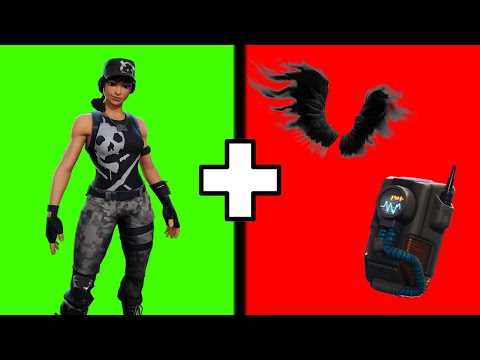 20 BEST COMBOS For The Survival Specialist Skin In Fortnite! Survival Specialist Back Bling Combos!