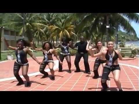 Valeur ajoutée - Dany Engobo et les Coeurs Brisés. Coupe decale. African Dance. JungleRush tv