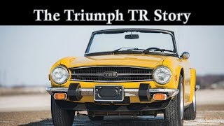 The Triumph TR Story