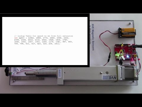 Look-Up Tables for  Sensors