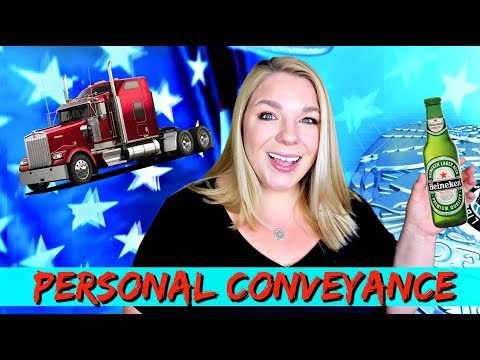 NEW PERSONAL CONVEYANCE LAW