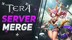 Tera News | Server Merges - Full Details!
