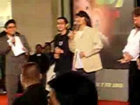 Stephen Chow in Malaysia-CJ7--Meet The Fans-interview