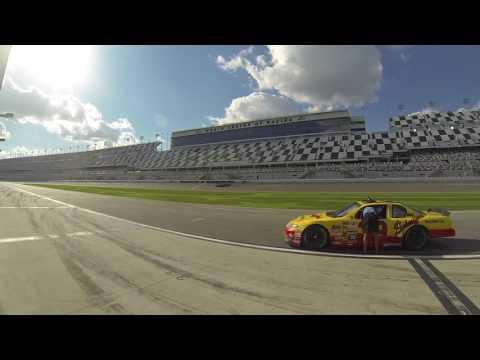 Daytona International Speedway 2017 - Richard Petty Driving Experience
