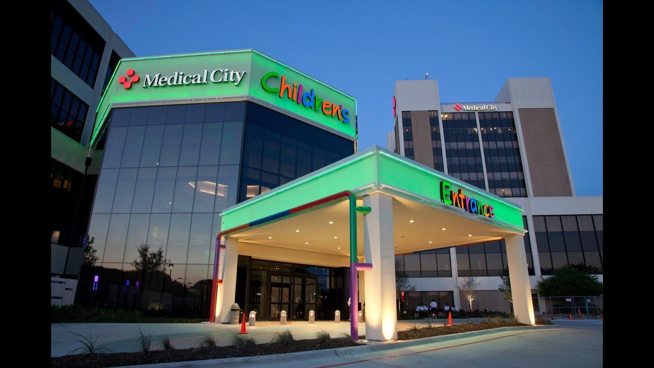 Medical City Children\'s Hospital Emergency Room - YouTube