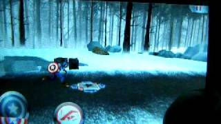 Captain America HVGA Android Game (Captain America 320x480)