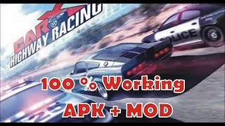 CarX Highway Racing Mod Apk Unlimited Money + Data | Gameplay