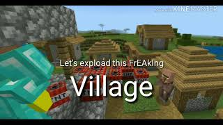 Was wäre, wenn ein Roblox noob einer Minecraft-Welt (Minecraft-Animation) beigetreten wäre #2
