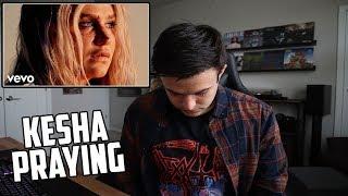 Kesha - Praying Reaction - Goosebumps