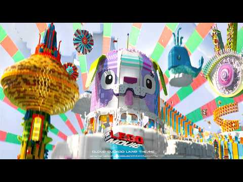 The Lego Movie Videogame - Cloud Cuckoo Land Music Theme
