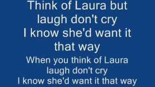 Think of Laura Lyrics