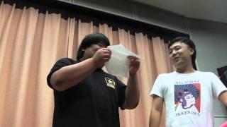 2013/08/11 イッポンネタライブ 中MC ルース きょうのランチ からあげ...