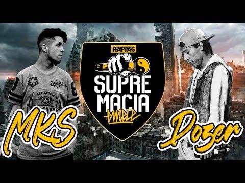 Dozer vs MKS / Final - Supremacía Mc || Final nacional Argentina 2017