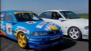 Old Top Gear 1997 - Vauxhall Vectra SRi V6